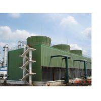 鹤壁玻璃钢冷却塔专业定制安装 横流式冷却塔凉水塔多风机节能
