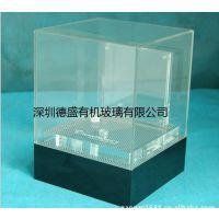 亚克力透明箱子 有机玻璃方形展示箱 深圳德盛有机玻璃透明水箱