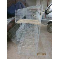 成都新款兔子笼【加粗铁丝兔子笼】生产厂家【子母笼】