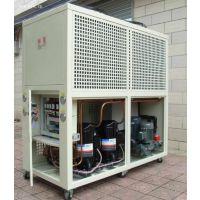 风冷式冷水机及风冷式水冷机的清洗