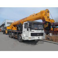 25吨吊车中国重汽25吨汽车吊车厂家直销低价销售