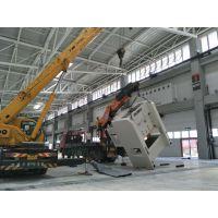青岛明通承接各种展会的起重吊装、设备安装、吊装就位