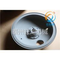 V型混合设备喷涂碳化钨耐磨涂层