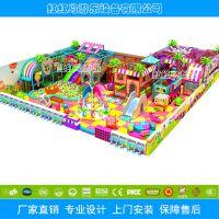 红红鸟室内儿童游乐设备 大型玩具淘气堡
