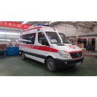 湖北程力 国V救护车 江铃新全顺4974×2032×2061,2407(mm)短轴运输型救护车