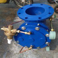 YQ98002过滤活塞式减压阀 法兰减压阀 球磨铸铁 厂家直销