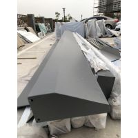 传祺汽车专营4S店外墙圆孔铝板 广汽传祺新能源铝单板