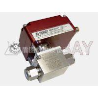 MDM-000XX-3-SS-45S8电动直通阀、卡套电动球阀