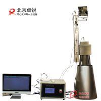 业内首款触摸屏JCB-5型自动放样制建材不燃性试验炉北京卓锐