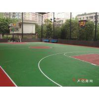 淮安市硅PU球场环氧地坪施工