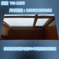 强制淋浴感应器专配304不锈钢顶喷花洒感应强制淋浴器1200X1200MM