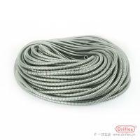 金属软管 热镀锌钢带制成 耐腐蚀穿线裸管,西南厂家供应五金管材