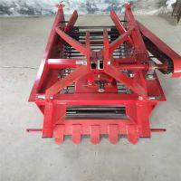 禹城市瑞乾机械设备有限公司供应四轮拖拉机带的加固型双链片的收土豆地瓜大蒜花生的薯类机械