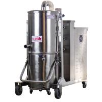 锅炉房清理热炉渣炉灰用威德尔大功率耐高温工业吸尘器HT110/40