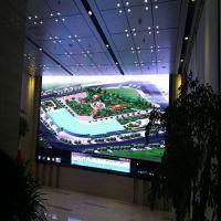 周口led显示屏 开封led显示屏 创事达直销室内P4全彩高清广告屏