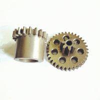 粉末冶金厂家 食品机械配件 木工机械零配件齿轮 支架 的定制加工