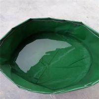 家用帆布水池定做锦鲤鱼储水池宠物玩耍池_帆布水池出厂价