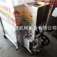 振德 暗仓大米膨化机 汽油玉米空心棒机 五谷杂粮江米棍机 欢迎订购