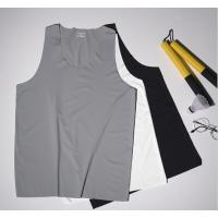 降温神器厂家冷感运动衣定制贴牌背心广告衫健身服一件代发批发