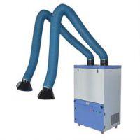 移动式双臂焊烟净化器 焊烟净化设备 泊头焊烟净化器厂家