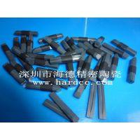 供应海德耐高温氮化硅陶瓷喷嘴 绝缘氮化硅陶瓷火嘴 定制陶瓷结构件