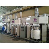 邦德仕供应安徽强力分散机 中性玻璃胶设备 胶水生产设备