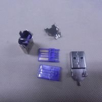 alt-USB公头+过8A-9A-10A大电流 r9/华为闪充专用