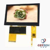 4.3寸LCD液晶屏 TFT显示屏 480*272液晶模块 深圳lcm模组 触摸屏厂家