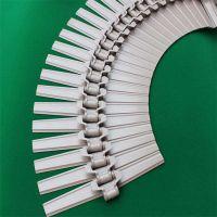 供应清洗机塑料链板 链板式传送带 耐高温尼龙网链