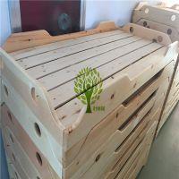 叶林同幼儿园实木床,幼儿园实木幼儿床,幼儿园宝宝床,环保油漆,无污染