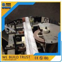五洲机械PVC石塑型材挡水条挤出机器