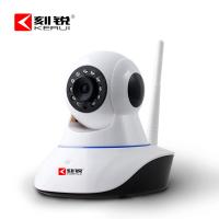 刻锐防盗无线wifi网络摄像机报警器200万高清像素