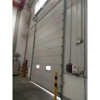 厂家直销工业提升门 提升翻板门