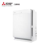 三菱电机(MITSUBISHI ELECTRIC)日本原装进口家用智能空气净化器银色