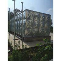 十三年水箱技术积累,订制热镀锌钢板水箱
