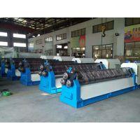三辊机械式卷板机---W11-20X2500 江苏宏威重工--15950876188