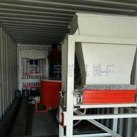 宇航炭化机吸取废弃物吐出优质碳粉
