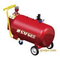 供应PY8/500半固定式泡沫罐移动推车式灭火器