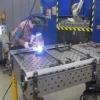 名扬厂家直销焊接平台 三维柔性平台 多功能机器人平台 3D焊接工装