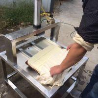 全自动花生豆腐机多少钱一台 大型自动豆腐机厂家直销