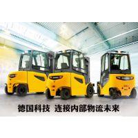 永恒力2.0吨内燃平衡重叉车 DFG320 柴油车 叉车出租