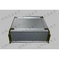 杰高电子供应沈阳铝机箱 铝氧化喷砂 工控机箱