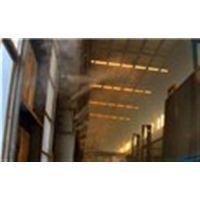 广州鑫奥喷雾(图),厂房喷雾降尘设备加工,福州降尘设备