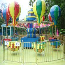 新型游乐场设备桑巴气球sbqq造型独特荥阳三星游乐设备厂家研发
