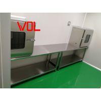 WOL承接洗护用品检测无菌室规划建设