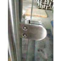 江苏南通天波幕墙厂家直销304不锈钢玻璃夹立柱配件 可定制