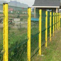 Y桃型柱护栏 公路专用声屏障 车间隔离栅
