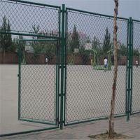 厂家定制学校球场安全围栏网 篮球场铁丝围网 批发体育运动球场围网