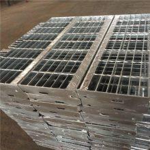 现货建筑钢格板 镀锌复合钢格栅 船用重型钢格板