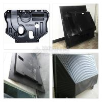 PVC电视机背板生产设备 电视后壳板吸塑成型机 骏精赛吸塑机厂家